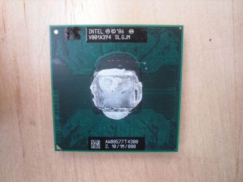 INTEL PENTIUM DUAL CORE MOBILE PROCESSOR SLGJM 2.1GHz//1M//800 V001A394