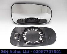 (A105) SAAB 9-5 9-3 /02-10 DRIVER SIDE (RHS) HEATED DOOR MIRROR GLASS