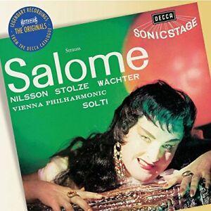 Birgit-Nilsson-Strauss-R-Salome-DECCA-The-Originals-CD