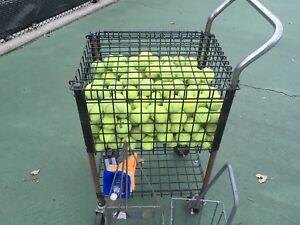 40 Utilisées Balles De Tennis-livraison Gratuite -. Les Chiens Jouer, Artisanat, Tennis Practice-afficher Le Titre D'origine