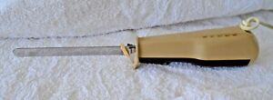 Vintage-60s-MUSTANG-Electric-Slicing-Knife-Model-ESK-15-FLEETWOOD-APPLIANCE-CORP