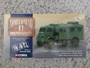 Collection Corgi Wwii Cc60302 Quartier général de l'Administration et du Commandement de Bedford Qlr - Neuf 807903603020