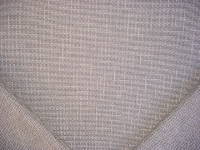 7 1 8y Duralee Dk61488 Oatmeal Steely Gray Textured Tweed Upholstery