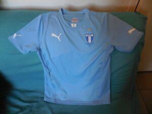 MALMO-FF-FOOTBALL-SOCCER-JERSEY-MAILLOT-SIZE-FR-14-ANS-UK-32-34-US-YXL-PUMA