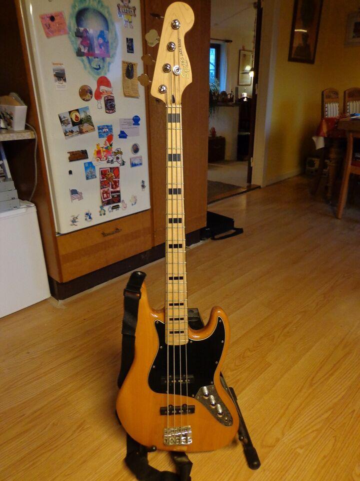 Elbas, Squier Jazz Bass