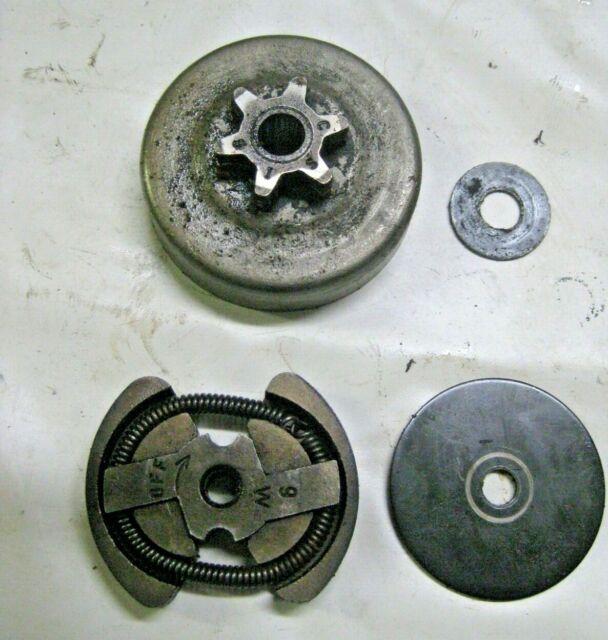 Craftsman 358 350460 Gas Chainsaw-Clutch/Clutch Drum Kit p/n  530014949/530047061