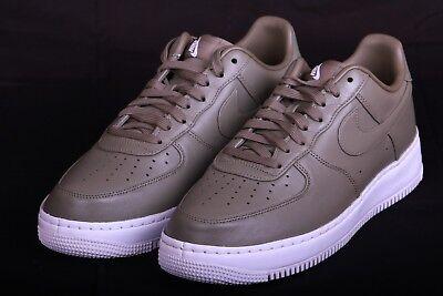 Nike Men's NikeLab Air Force 1 Low Urban Haze Green White 555106 300 Sz 10.5 883419241536 | eBay