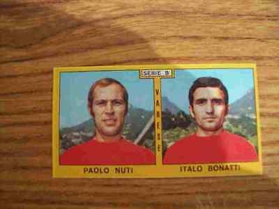 FIGURINE CALCIATORI PANINI 1964-65 PARTE PRIMA SCEGLI DAL MENU/' A TENDINA