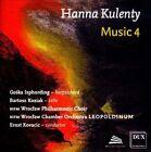 Hann Kulenty: Music 4 (CD, Jul-2011, Dux Records)