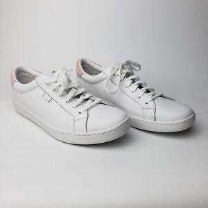 Keds Women Blush/White Ace Leather