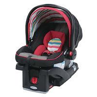 Graco Snugride Click Connect 30 Lx Infant Car Seat For Infants 4-30 Pounds, Play
