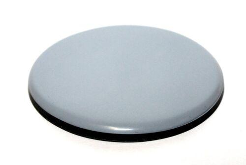 4 Teflon Furniture Gliders Ø 80 MM-Self Adhesive-PTFE Furniture Glider//Glider