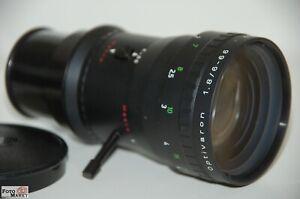 Schneider-Objektiv-Optivaron-6-66mm-Macro-1-1-8-for-Filmkamera-8mm-etc-no-thread