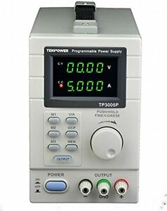 Tekpower-TP3005P-Programmable-Variable-DC-Power-Supply-0-30V-at-0-5A
