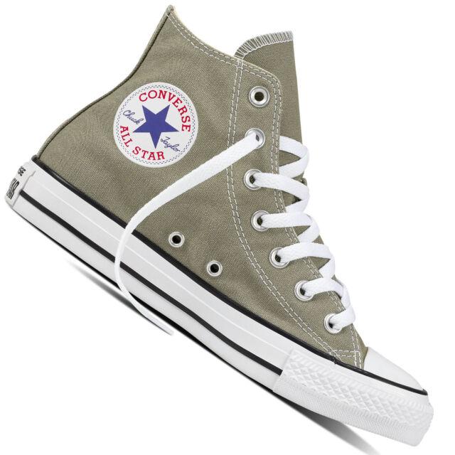 05c0198297a4f8 Mens Converse Converse All Star Hi Dark Stucco Trainers Shoes UK 11 ...