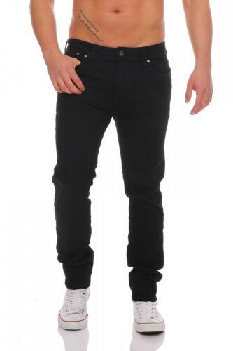 Jack /& Jones-TIM ORIGINALE-Slim Fit-Jeans Uomo Pantaloni