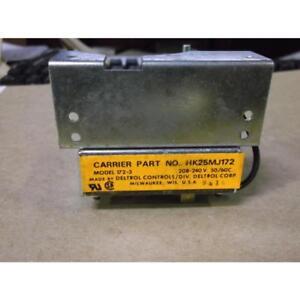 DELTROL CONTROLS 172-3/HK25MJ17<wbr/>2 TIME GUARD TIMER DELAY CONTROL 208/240 50/60HZ