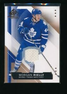 2015-16-SP-Game-Used-Copper-Jerseys-35-Morgan-Rielly