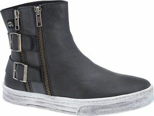 harleydavidson women's casual boots shoes sneakers gray