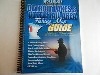 Sportsmans Connection Fishing Map Guide; Detroit Lakes & Otter Tail Area; 6685