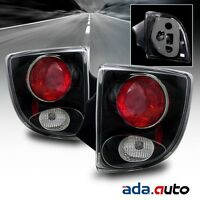 2000-2005 Toyota Celica Black Clear Tail Lights Set on sale