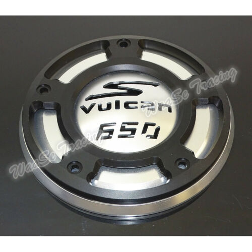 CNC Right Engine Case Clutch Cover Protector For 2015-2018 KAWASAKI Vulcan S 650
