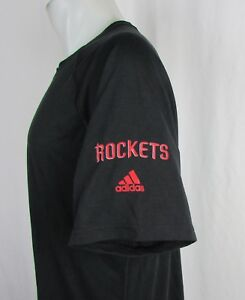 a75a57a6d Houston Rockets Men's Ultimate Tee Sleeve Graphic adidas Black M, XL ...