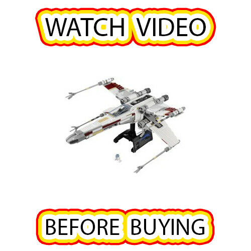 LEGO rouge Five X-Wing Starfighter-UCS Set  10240 STAR WARS Ultimate Col
