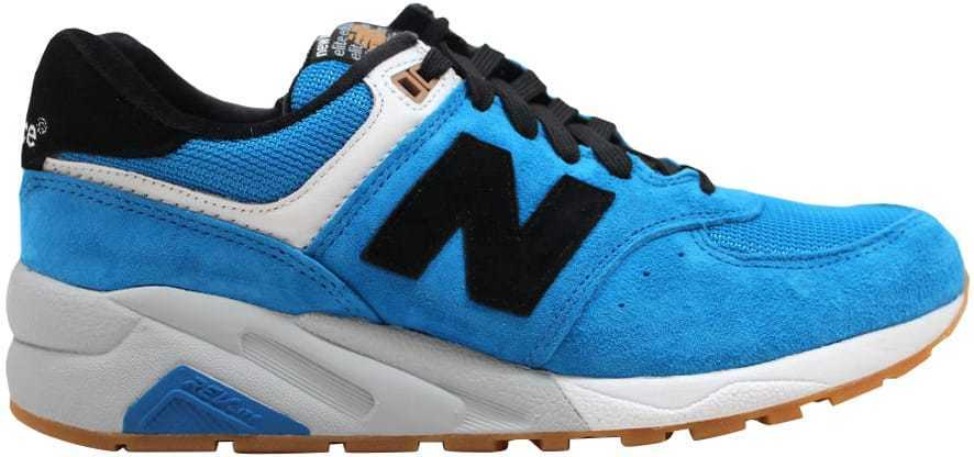 New Balance Classic 572 bluee Black MRT572GB Men's SZ 9