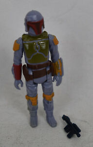 Star Wars Empire Strikes Back ESB Boba Fett Action Figure 1979 Mail Away Kenner