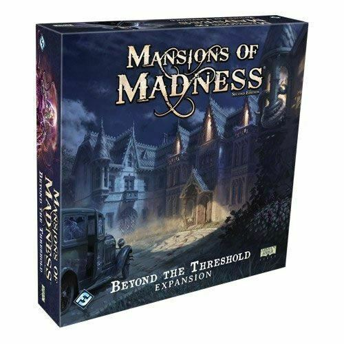 Fantasy Flight Games Mansions Of Madness 2ND Édition au Delà