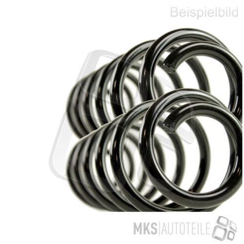 2 x Lesjófors Telaio Molla Spirale Set POSTERIORE Mercedes 3855801