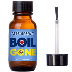 Boils Skin Treatment Brush Applicator Compare Boilx Ease Boil Remedy Works Ebay