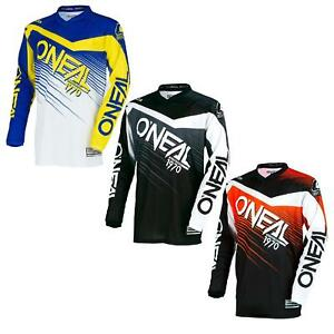 ONEAL Elemento Bambini Jersey WILD MOTO CROSS MOUNTAIN BIKE ENDURO Shirt Kids MTB