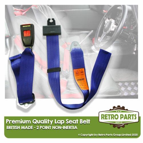 Ajustable 2 Punto Regazo Cinturón De Seguridad Para Ford Tempo Correa de Seguridad en Azul