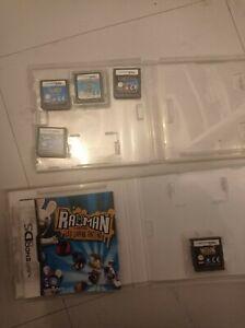 Lot Jeux Nintendo DS