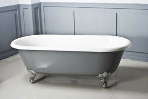 Dual-Cast-Iron-Claw-Foot-Bath-1700-EXCLUSIVE-BATH-SUPPLIERS-SINCE-1976