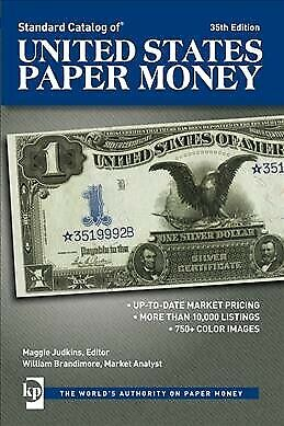 ... Maggie Standard Catalog of United States Paper Money Paperback by Judkins