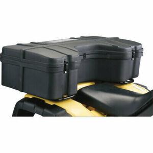 Moose ATV Rear Storage Trunk Box, Lockable Water Resistant (3505-0024)