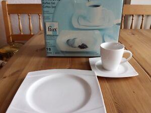 Flirt Kaffeeservice Diamond 18teilig Ebay