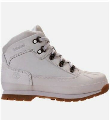 Electrónico Prefijo Complaciente  Girls' Timberland Euro Hiker Shell Toe Boots Kids Grade School ...