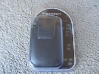 Blackberry Carrying Case Leather Swivel Holster For Blackberry Curve 8900
