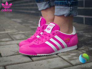 adidas dragon shoes pink
