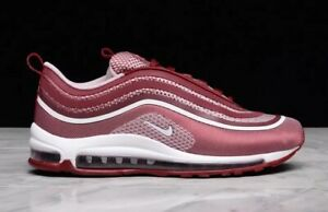 97c6a4149d NIKE AIR MAX 97 UL ' 17 TEAM RED 918356 601 MEN'S RUNNING SHOES 100 ...