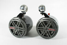 "JL Audio 7.7"" Wakeboard Tower Speakers  Black  NEW!!"