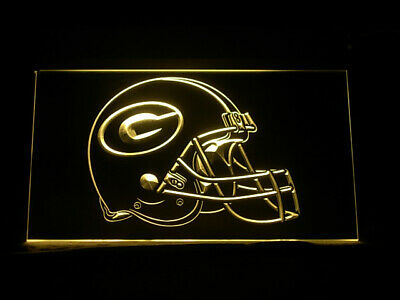 J118Y Green Bay Packers Helmet For Display Decor Light ...