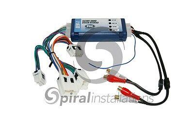 Add an Amplifier AMP / Subwoofer to an OEM Radio Plug-n-Play PAC AOEM-NIS2
