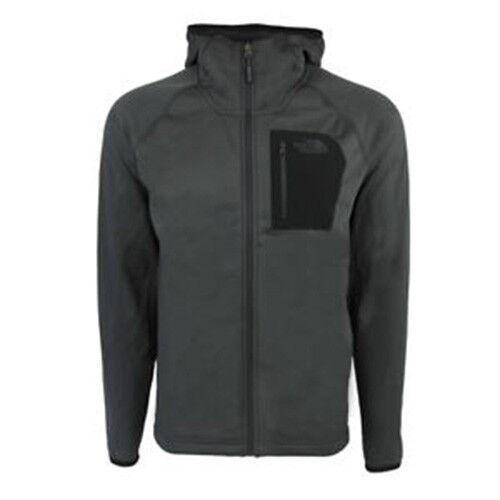 The North Face Borod Full Zip Hoody (XXL) Asphalt Grau