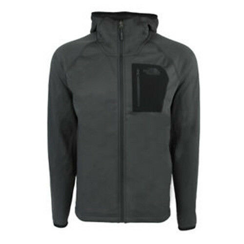 58084f15e The North Face Men's Borod Full Zip Hoodie Asphalt Grey 2xl