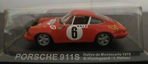 1-43-PORSCHE-911S-RALLYE-DE-MONTECARLO-1970-WALDEGAARD-HELMER-IXO-ALTAYA-ESCALA
